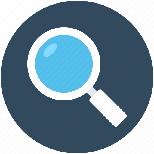 Magnifier, magnifying glass, search, view, zoom icon - Download on Iconfinder