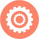 cog, custom, gear, gearwheel, preferences icon