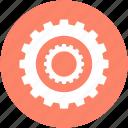 cog, custom, preferences, gear, gearwheel