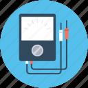 technician meter, ampere, digital multimeter, voltmeter, voltage meter
