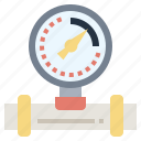 atmospheric, electronics, gauge, industry, meter, pressure icon