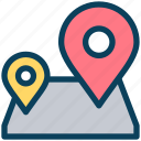 location, map, direction, navigation, gps