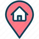 location, map, home, place, address, gps