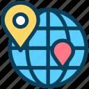 location, map, world, global, gps