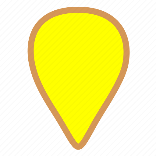 direction, location, map, navigation, place icon