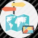 address destination function, geolocation system, gps navigation, gps navigation device, satellite navigation icon