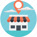 geolocation, ip address, location finding, navigation system, store location