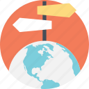 directions, geographic coordinates, geolocation, global navigation, global positioning icon