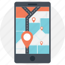 android tracker, cell phone tracker, gps, mobile gps, phone tracker, tracking app icon