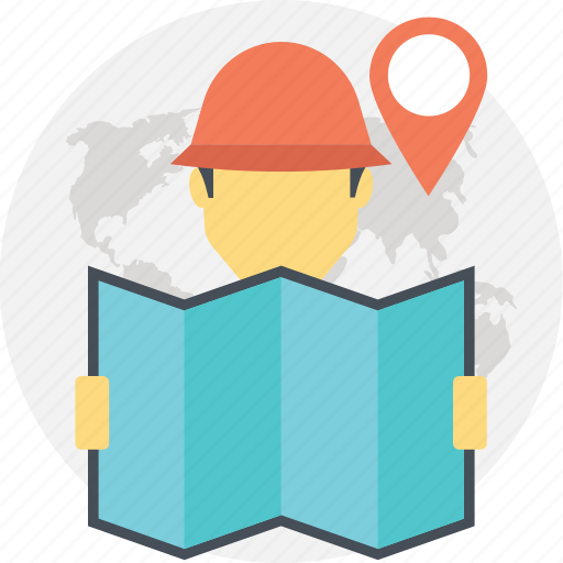 architectural map, construction location, construction navigation, gps navigation technology, navigation system icon
