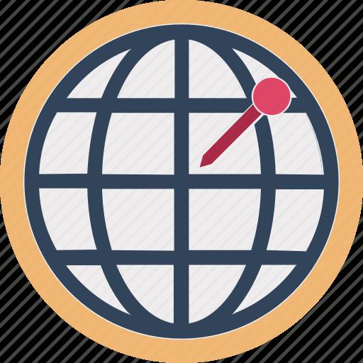 explore, location pin, locator, map, marker, navigational, pin icon