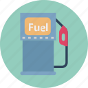 filling pump, filling station, gas dispenser, gas station, petrol pump, petrol station icon