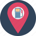 filling point, filling station, filling station location, fuel point, gas dispenser, gas station, petrol pump poin icon