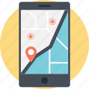 cell phone tracker, gps, mobile gps, mobile locator, phone tracker icon