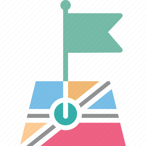 destination, flag pole, location flag, navigation\ icon
