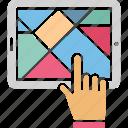 navigation software, navigation website, online map icon