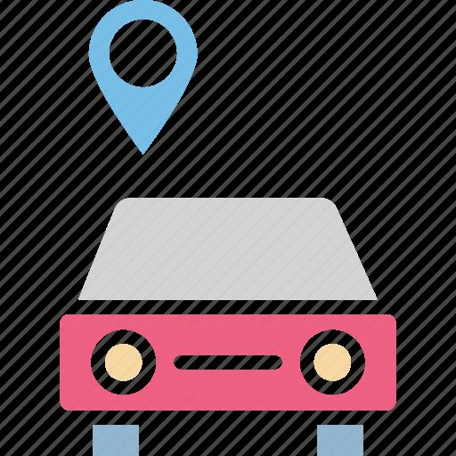 car navigation, car tracking system, gps car tracker, gps tracking icon