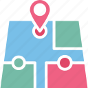 location marker, location pointer, map location, map locator icon