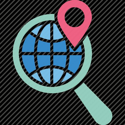 geoblogging, geocoding, geographical identification metadata, geotagging icon