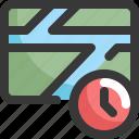 gps, location, map, navigation, time