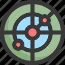 gps, location, map, navigation, pin, radar