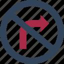 do not go left, do not turn left, highway turn, left no left direction, no right turn, no road turn, traffic icon