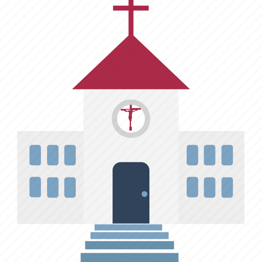cathedral, chapel, christianity, church, holy cross, temple, worship icon