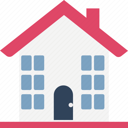 building, home, house, hut, residential structure, shack, villa icon