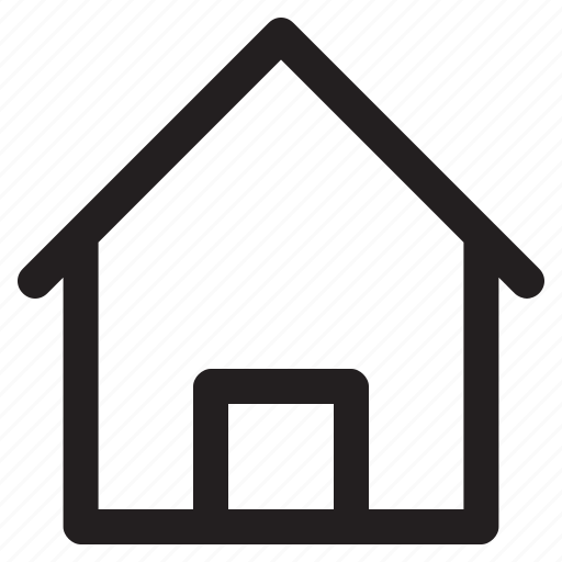 home, maps icon