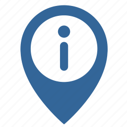 help, info, map, object, place, point, pointer icon