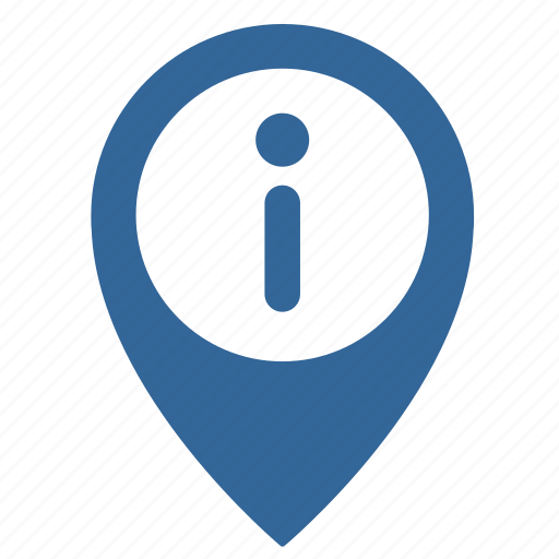Help, info, map, object, place, point, pointer icon - Download on Iconfinder