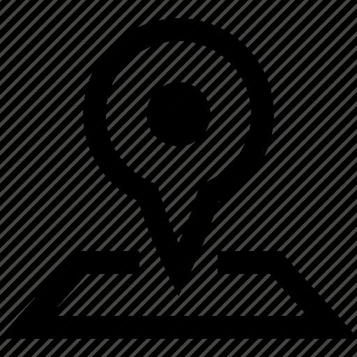 google, location, map, maps, pin icon