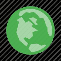 earth, global, globe, navigation, planet, world icon