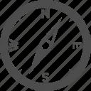 compass, navigation, orientation, path, direction