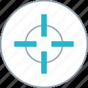goal, pin, point, target icon