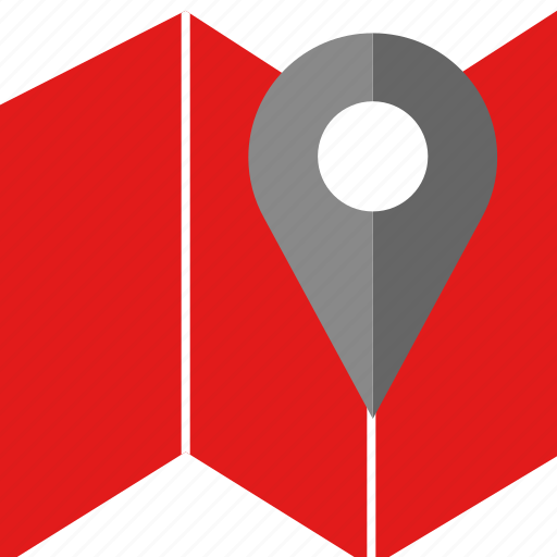 location, locations, map, pin icon