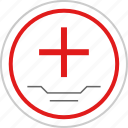 plus, target, targets icon