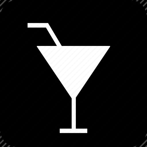 bar, glass icon