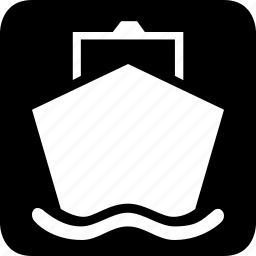 cruise, habour, pier, port, quay, ship, wharf icon