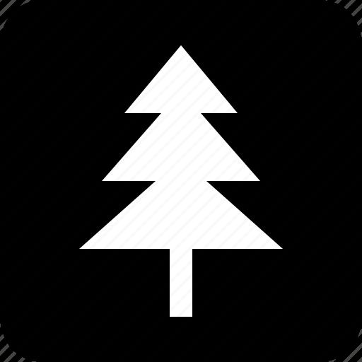 park, tree icon