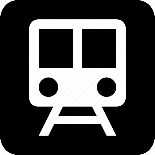 station, train icon