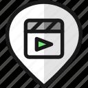 pin, reel, style, movie