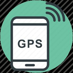 gps device, gps tracker, handheld gps, handheld navigation, navigation device icon