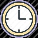 clock, time, timepiece, timer, wall clock