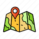 pin, pointer, travel, gps, tourism, map, location