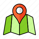 pin, pointer, navigation, direction, gps, map, location