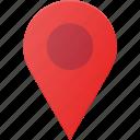 geolocation, location, map, pin