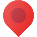 geolocation, location, map, pin
