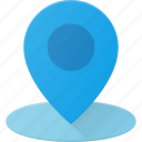 area, geolocation, location, map, pin, position icon
