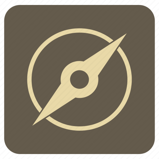 Basic, compass, map icon - Download on Iconfinder